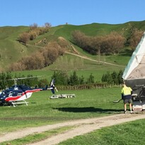 Heli Ag Hawke's Bay Fertiliser Drops